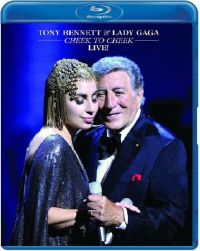 Cover Tony Bennett & Lady Gaga - Cheek To Cheek - Live! [DVD]